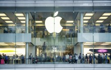 Apple's Profits at an all-time high of £6.9bn