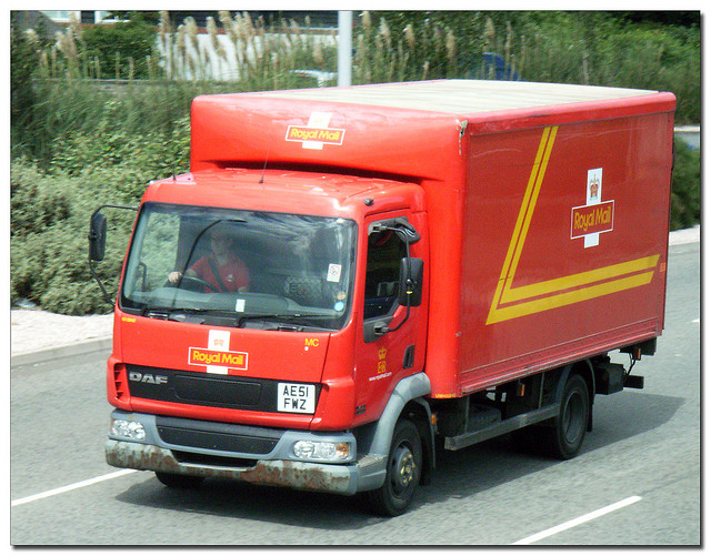 UK Government generates over £590 with sale of remaining Royal Mail share