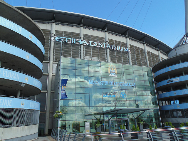 Manchester City owners regenerating East Manchester as club revenue soars