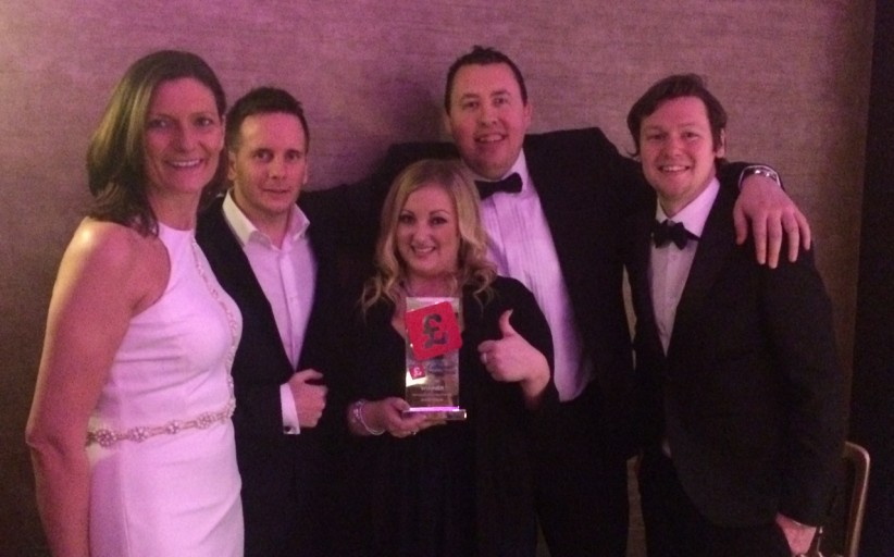 Animal Friends Scoops Double Award Win at the Consumer Moneyfacts Awards 2015