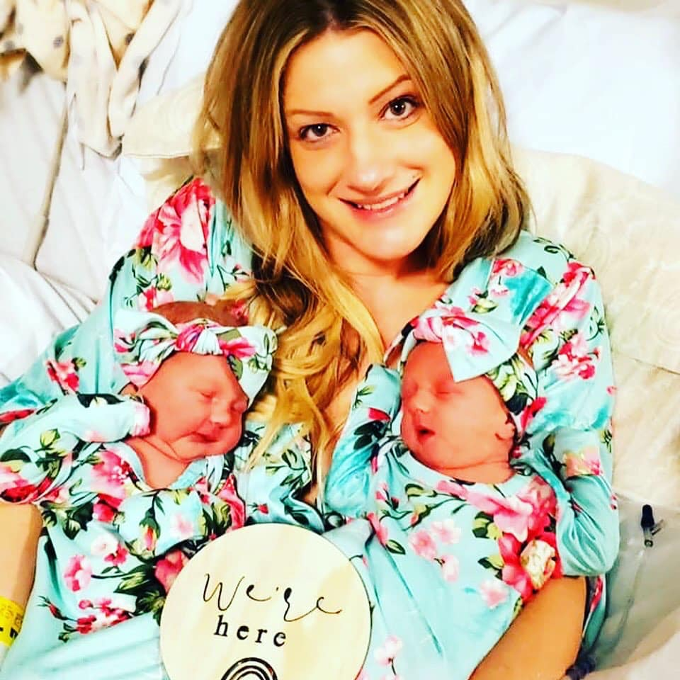 THE MIRACLE OF GETTING PREGNANT DESPITE MEDICAL DENIAL | HOLY LAND MAN EXPLAINS | JESSICA AND HER TWO NEWLY BORN HEALTHY BABIES